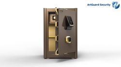 LUXURY SAFE with FACE RECOGNITION