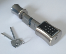 CODEXKEY CYLINDER with PIN+KEY