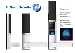 FINGERPRINT LOCK PL818