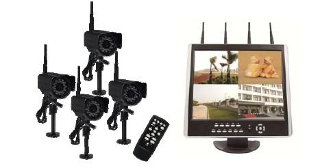 Wireless HomeVision