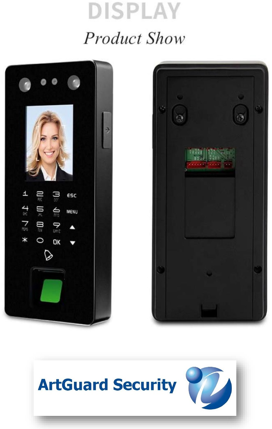 FACE Recognition iPASS terminal